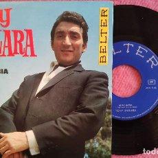 Discos de vinilo: SINGLE TONY DALLARA - ALMA MARIA / SPARO CONTRO IL MONDO - BELTER 07-473 - SPAIN PRESS (EX++/EX++). Lote 278575228