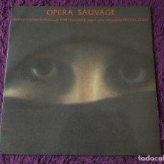Discos de vinilo: VANGELIS PAPATHANASSIOU – OPÉRA SAUVAGE ,VINYL LP SPAIN GATEFOLD 24 73 105. Lote 278581168