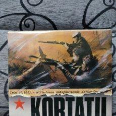 Discos de vinilo: KORTATU - EL ESTADO DE LAS COSAS. Lote 278582078