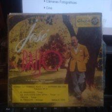 Discos de vinilo: JOSÉ BASSO TANGOS. Lote 278593798
