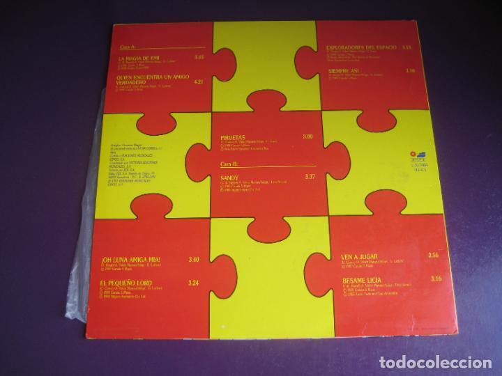 Discos de vinilo: Campeones 2 Y Tus Amigos De Tele 5 - LP VEMSA 1991 - EXPLORADORES DEL ESPACIO - PEQUEÑO LORD - TVE - Foto 2 - 278598253