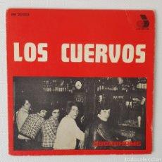 """Discos de vinilo: LOS CUERVOS ESCUCHAME 7"""" EP. Lote 278599103"""