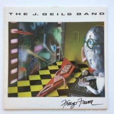Discos de vinilo: THE J. GEILS BAND – FREEZE-FRAME HOLANDA,1981 EMI AMERICA. Lote 278601003