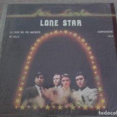 Discos de vinilo: DISCO VINILO LONE STAR LP GRANDES ÉXITOS ROCK NACIONAL COMPRENSIÓN MI CALLE. Lote 278607413