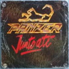 Discos de vinilo: PANZER. JUNTO A TI/ VIBORAS. CHAPA, SPAIN 1984 SINGLE PROMOCIONAL (PROMO). Lote 278636403