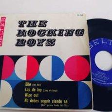 Discos de vinilo: THE ROCKING BOYS-EP DILE +3. Lote 278640228