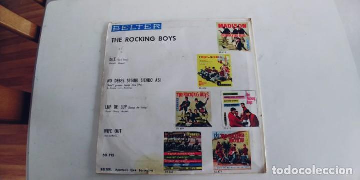 Discos de vinilo: THE ROCKING BOYS-EP DILE +3 - Foto 2 - 278640228