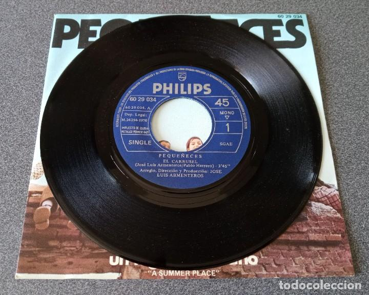 Discos de vinilo: Vinilo Ep Pequeñeces El Carrusel - Foto 2 - 278668148