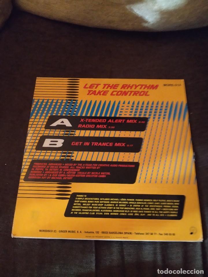 Discos de vinilo: Activate. Let the Rhythm take control. Edición Moredisco cotizada. - Foto 2 - 278673253
