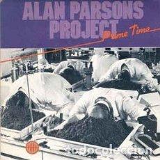 Discos de vinilo: THE ALAN PARSONS PROJECT, PRIME TIME, LET ME GO HOME, SINGLE SPAIN 1984. Lote 278675638