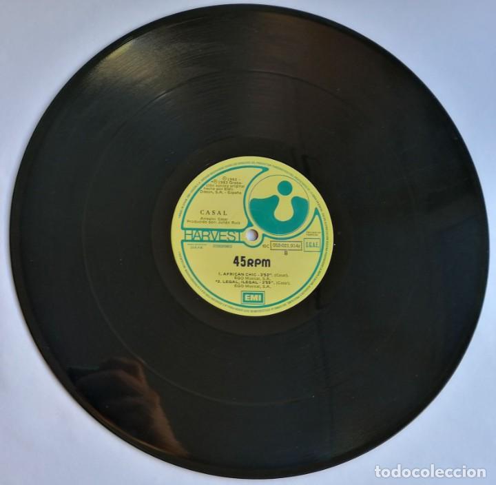 Discos de vinilo: Casal, Embrujada, Harvest 10C 052-021.914z - Foto 4 - 278686918