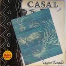 Discos de vinilo: CASAL, TIGRE BENGALI, HARVEST 052 1219566, 052-1219566. Lote 278687203