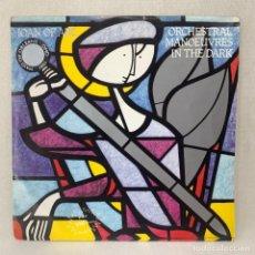 Discos de vinilo: SINGLE ORCHESTRAL MANOEUVRES IN THE DARK - JOAN OF ARC (MAID OF ORLEANS) - ESPAÑA - AÑO 1982. Lote 278690493