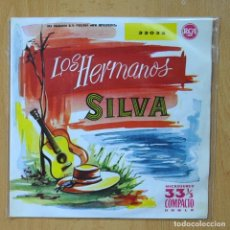 Discos de vinilo: LOS HERMANOS SILVA - LOS HERMANOS SILVA - EP. Lote 278691478