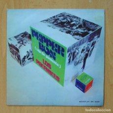 Discos de vinilo: LOS PEKENIKES - PEPPER BOX - SINGLE. Lote 278691598