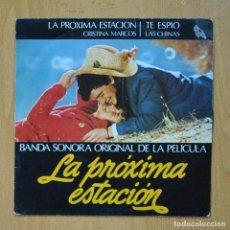 Discos de vinilo: VARIOS - LA PROXIMA ESTACION - EP. Lote 278692018