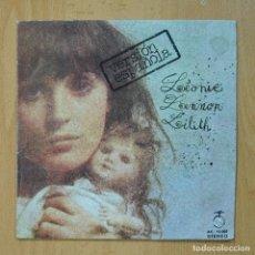 Discos de vinilo: LEONIE - LENNON / LILITH - SINGLE. Lote 278692083