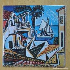Discos de vinilo: JORGE ENRIQUE - TIJUANA + 3 - EP. Lote 278692123