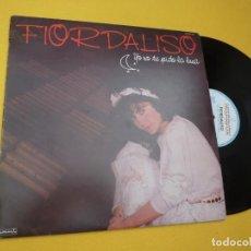 Discos de vinilo: LP FIORDALISO - YO NO TE PIDO LA LUNA - SPAIN - 160 203 (EX+/M-) 3. Lote 278756473