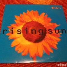Discos de vinilo: THE FARM SINGLE RISING SUN CBS A UNA CARA PROMOCIONAL ESPAÑA 1992. Lote 278763628