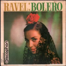 Discos de vinilo: MAURICE RAVEL - BOLERO / EP DISCOPHON DE 1983 / BUEN ESTADO RF-4934. Lote 278795258