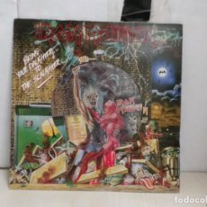Discos de vinilo: IRON MAIDEN -BRING YOUR DAUGHTER TO THE SLAUGHTER--EMI 1990--LIMITED EDITION-IRON MAIDEN HOLDINGS UK. Lote 278797208