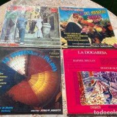 Discos de vinilo: 4 VINILOS VER FOTOS PROBADOS, VER FOTOS.4,36 ENVÍO CERTIFICADO.. Lote 278798878