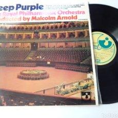 Discos de vinilo: DEEP PURPLE LP COCERTO FOR GROUP AND ORCHESTRA 1971. Lote 278799133