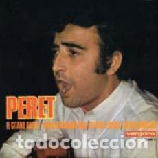 Disques de vinyle: PERET – EL GITANO ANTÓN. Lote 278801033