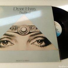 Discos de vinilo: DEBBIE HARRY MAXI CORTAGUEGOS 1981 BLONDIE. Lote 278803243