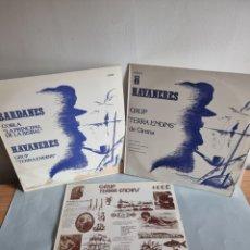 Discos de vinilo: HABANERES GRUP TERRA ENDINS. Lote 278808913