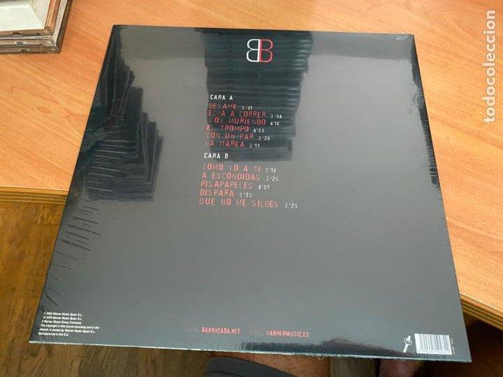 Discos de vinilo: BARRICADA (BESAME) LP 180 grs + CD PRECINTADO SEALED 2020 (B-32) - Foto 3 - 278809268