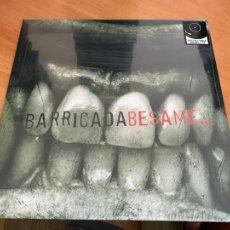 Discos de vinilo: BARRICADA (BESAME) LP 180 GRS + CD PRECINTADO SEALED 2020 (B-32). Lote 278809268