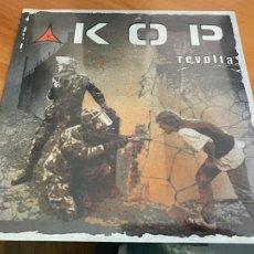 Discos de vinilo: KOP (REVOLTA) LP PRECINTADO SEALED 2018 (B-32). Lote 278809848