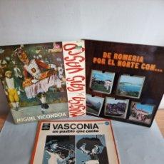 Discos de vinilo: MUSICA PAÍS VASCO. Lote 278810978