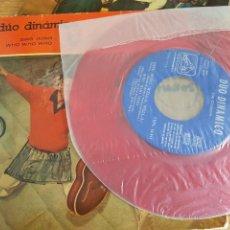 Discos de vinilo: *DÚO DINÁMICO - DING DONG / WHO WHO WHO + 2 (DISCO ROJO) - EP AÑO 1960 - LEER DESCRIPCIÓN. Lote 278811673