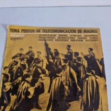 Discos de vinilo: TUNA PERITOS DE TELECOMUNICACIONES DE MADRID. Lote 278815543
