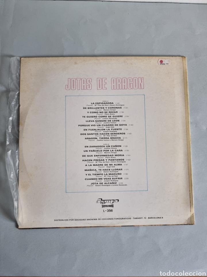 Discos de vinilo: Jotas de Aragon - Foto 2 - 278816788