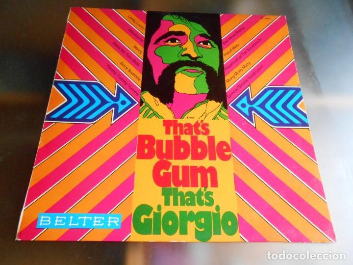 GIORGIO - THAT´S BUBBLE GUM -, LP, LOOKY, LOOKY + 10, AÑO 1970 (Música - Discos - LP Vinilo - Canción Francesa e Italiana)
