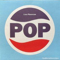 Discos de vinilo: LOS PLANETAS: POP (SUBTERFUGE RECORDS – 21094, RCA – 21094). Lote 278833348