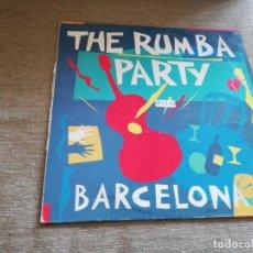 Discos de vinilo: THE RUMBA PARTY-BARCELONA 92. Lote 278834163