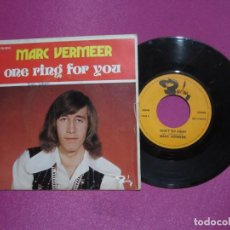 Discos de vinilo: MARC VERMEER - ONE RING FOR YOU C1. Lote 278835633