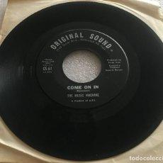 Discos de vinilo: SINGLE THE MUSI MACHINE - COME ON IN - TALK TALK - ORIGINAL SOUND OS61 - PEDIDO MINIMO 7€. Lote 278845193
