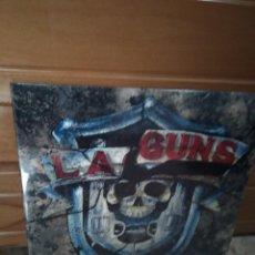 Discos de vinilo: VINILO L.A. GUNS – THE MISSING PEACE.. Lote 278847003