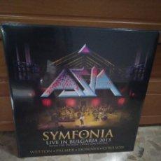Discos de vinilo: VINILO ASIA WITH THE PLOVDIV OPERA ORCHESTRA – SYMFONIA (LIVE IN BULGARIA 2013).. Lote 278847223