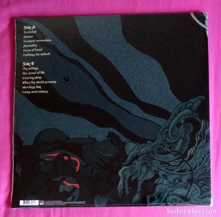 Discos de vinilo: DARK TRANQUILLITY - ATOMA 12 LP + CD GATEFOLD NUEVO Y PRECINTADO - DEATH METAL - Foto 2 - 278847623