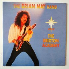 Discos de vinilo: BRIAN MAY- THE BRIAN MAY BAND LIVE AT THE BRIXTON ACADEMY- SPAIN 2 LP 1994- QUEEN- NEAR MINT.. Lote 278876498