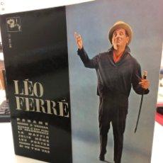Discos de vinilo: VINILO - LEO FERRÉ - PANAME. Lote 278881263