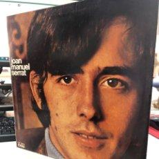 Discos de vinilo: VINILO JOAN MANUEL SERRAT. Lote 278881608