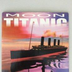 Discos de vinilo: MOON TITANIC. Lote 278885718